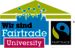 Logo Fairtrade-University