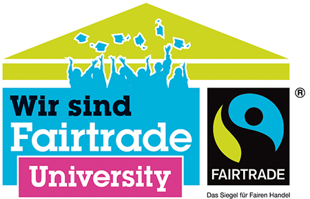 Logo: Fairtrade-University